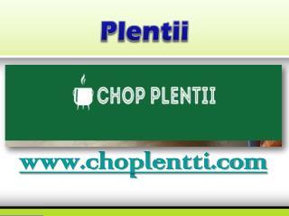 Plentii - www.choplentti.com