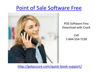 Ring On Point of Sale Software Free 1-844-554-7238 To Have The Perfect Resolution