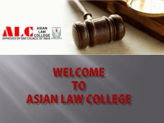 5 year Law Course