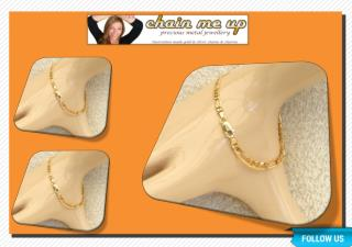 Solid Gold Bracelets for Sale - Gold Bracelets