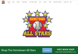 Shop The Hometown All Stars Kindle Store