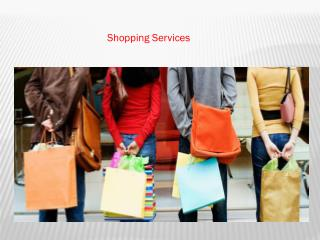Shopping Services in Phagwara