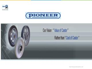 """Caster/Castor Wheels, Industrial Caster wheels, Heavy duty casters wheels, Polyurethane Wheels, Furniture Caster/Castor"