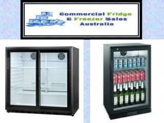 The new models  of Commercial Fridger