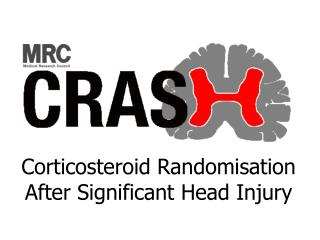Corticosteroid Randomisation After Significant Head Injury