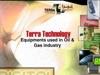 We FZE assures quality and provides equipment used in the Oil & Gas and Marine sector.