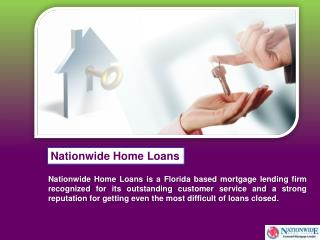 Mortgage in Fort Lauderdale