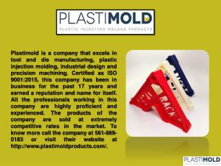 Plastic Injection Mold Company