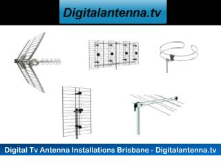 Digital Tv Antenna Installations Brisbane - Digitalantenna.tv