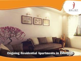 Ongoing Residential Apartments in Bhopal.