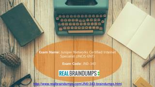 Free Juniper jn0-343 Exam Dumps