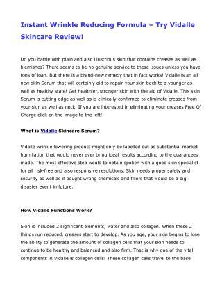 http://supplementvalley.com/vidalle-skincare-serum/