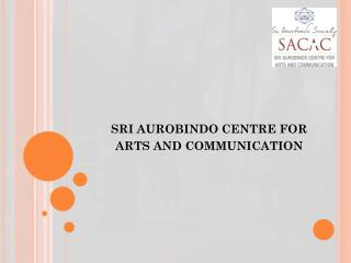Best Institute for Professional Courses - SACAC
