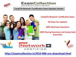 N10-006 Practic Questions