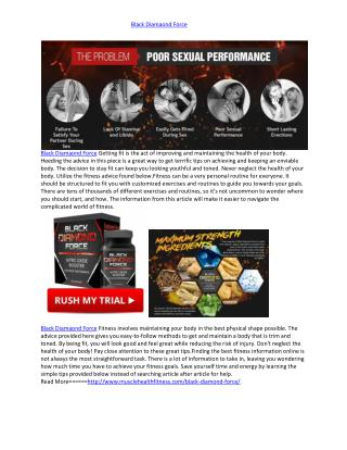 http://www.musclehealthfitness.com/black-diamond-force/