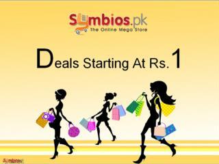 Symbios.pk Cyber Week Sale In Pakistan