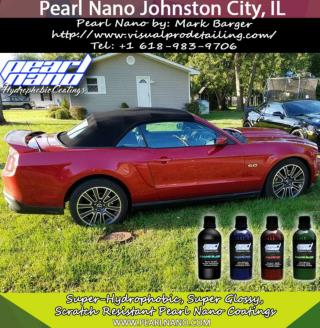 Johnston City, IL- Ceramic Coating Solutions by Visual Pro Detailing