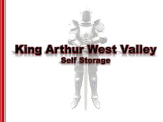 Self Storage Tips in West Valley