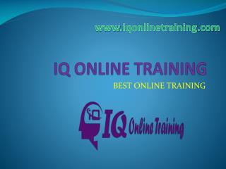 Brief History Power BI Online Training Course