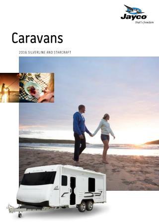 Brisbane Camperland - JAYCO CARAVANS - 2016 Silverline and Starcraft PDF