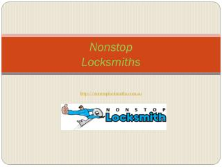 Locksmiths in melbourne