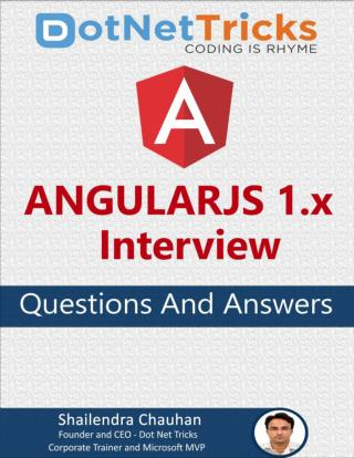 Download Free pdf for AngularJS Interview Questions and Answers Book