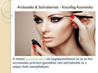 Arckezelés & Szőrtelenítés - Kiscsillag Kozmetika