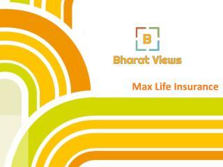 Max Life Insurance Plans