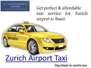 Zurich Airport Taxi