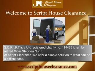 House Clearance Petworth