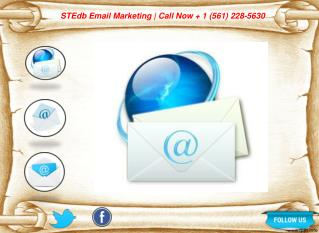 Software for Email Blasts