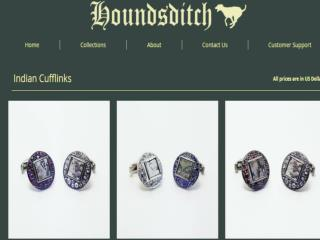 Buy Antique Coin Cufflinks