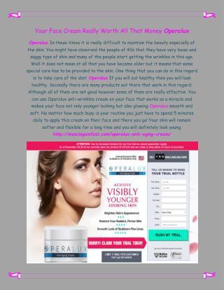 http://musclegainfast.com/operalux-anti-aging-cream/