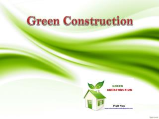 Best Green Construction