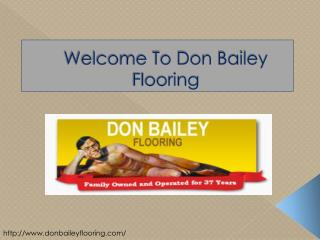 The Best Flooring at Amazing Prices