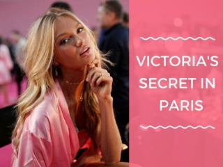 Victoria's Secret in Paris