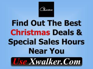 Unique Collection For Christmas Shopping At Xwalker.Com
