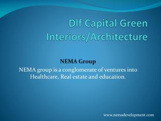 Interior Designers/Architects | DLF capital Greens Interiors Gurgaon