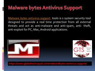 Malwarebytes Antivirus Support Tool Toll Free 1-800-294-5907