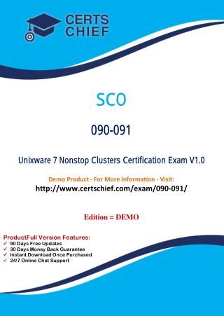 090-091 Exam Certification Questions