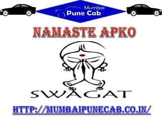 Muskan Cab | Mumbai Pune Cab