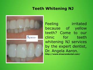 Teeth Whitening NJ