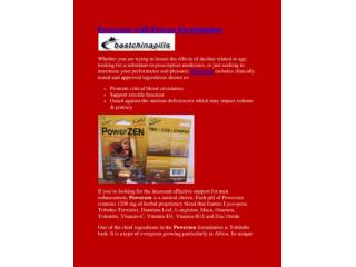 Powerzen with Proven Formulation