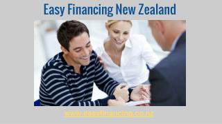 Easy Loans Online in New Zealand