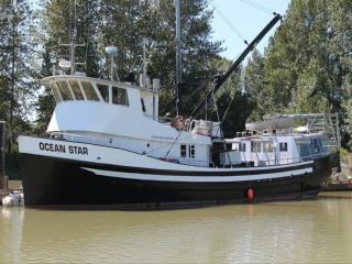 Fishing Charters for Salmon & Halibut on the Northwest Coast of BC