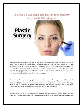 Seaford Plastic Surgery