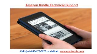 Amazon Kindle Technical Support