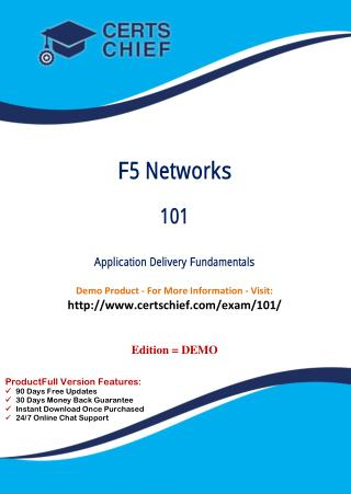 101 IT Certification Test Material
