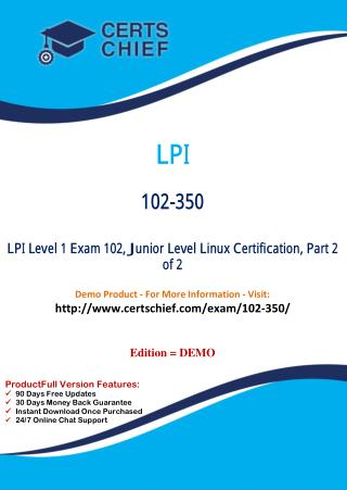 102-350 IT Certification Test Material