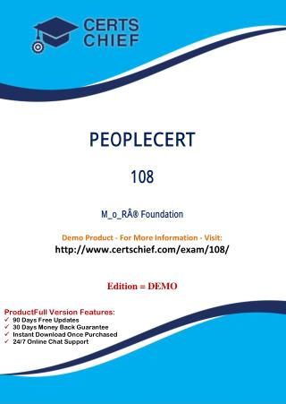 108 IT Certification Test Material